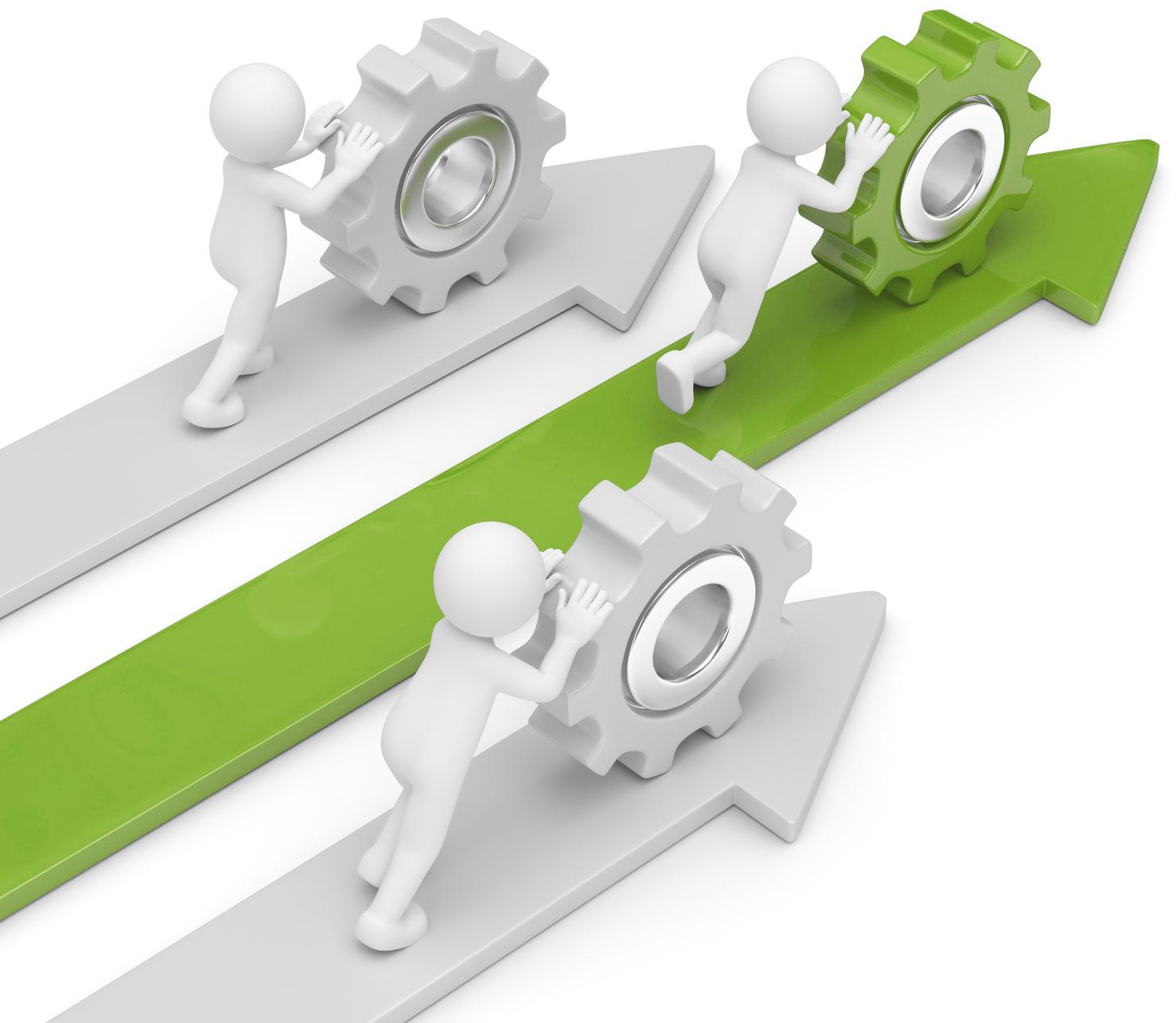 Optimierung der Fertigungstiefe (In-/Outsourcing)